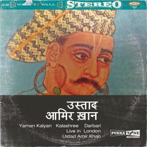front cover Ustad Amir Khan