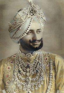 Maharaja Bhupinder Singh of Patiala