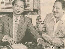 Naushad and Rafi