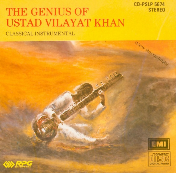 The Genius of Ustad Vilayat Khan
