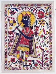 Krishna tapestry