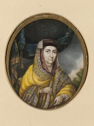 Begum Somroo, a tawaif who married an European mercenary and rose to command his armies