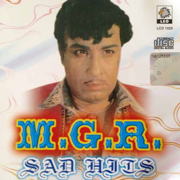 MGR front