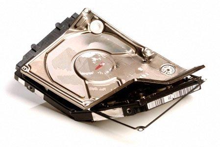 broken-hard-disk
