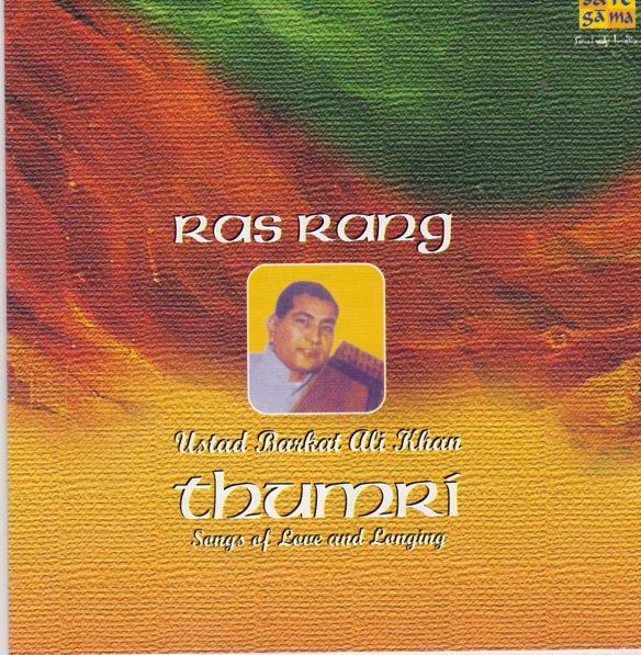 Ras Rang Thumri