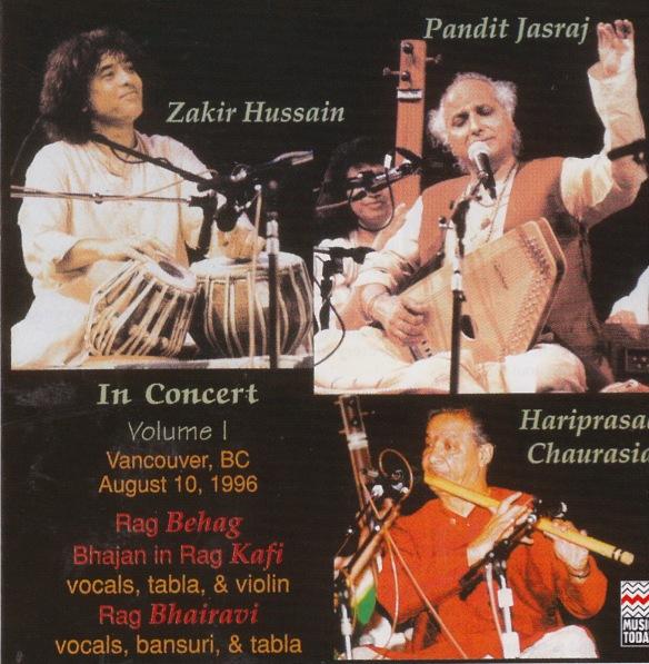 Jasraj Chaurasia Hussain