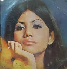 1970s poster child Runa Laila