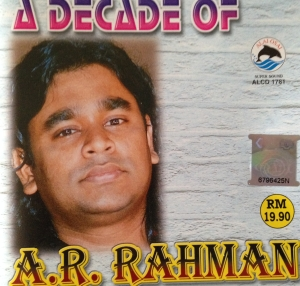 A Decade of A. R. Rahman