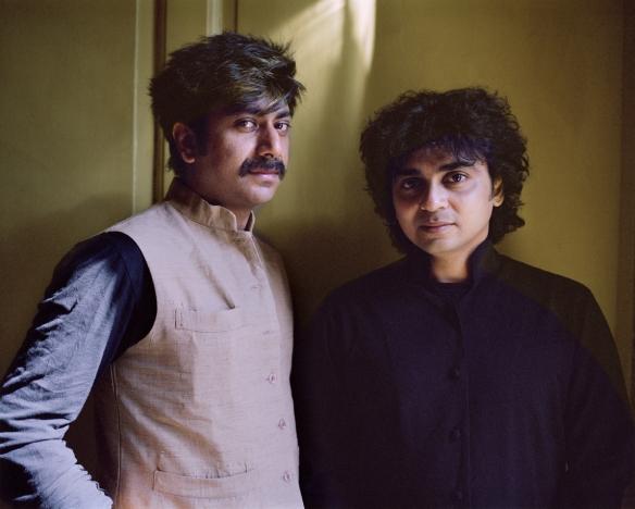 Talvin Singh and Niladri Kumar