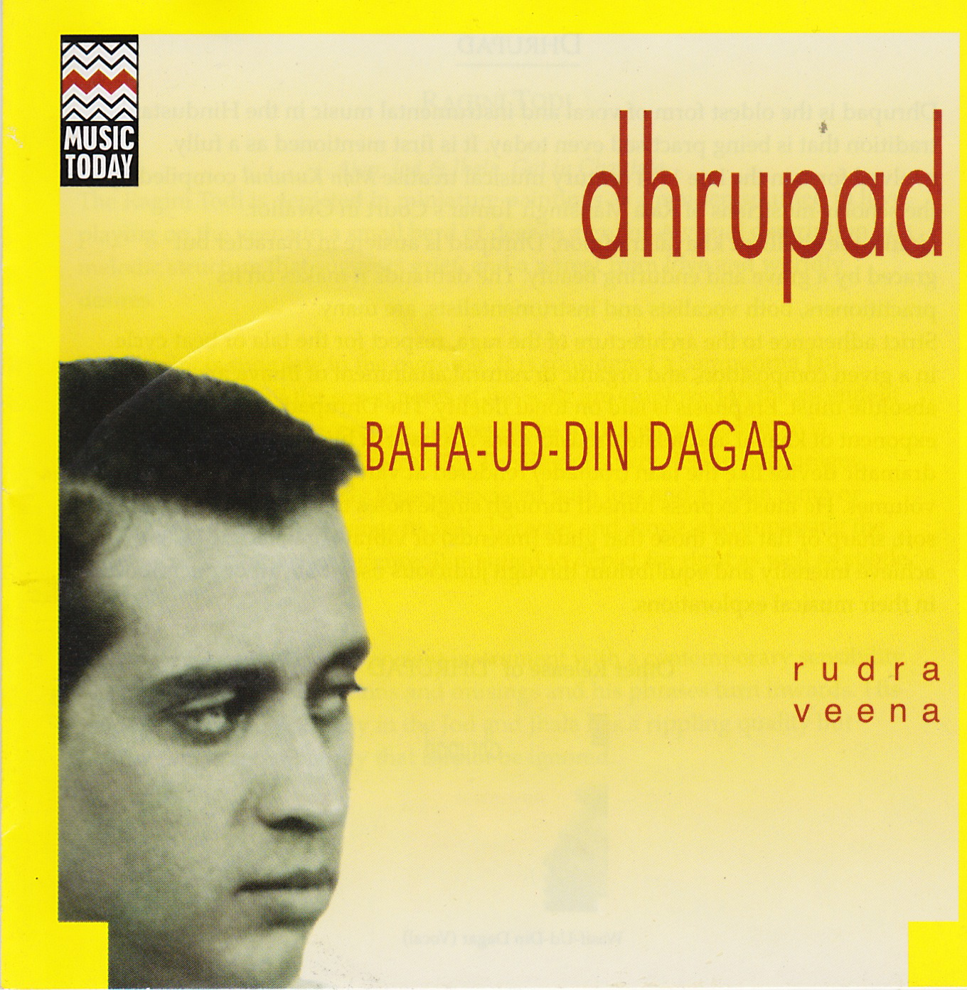 Welcome to Dhrupad Days 2019