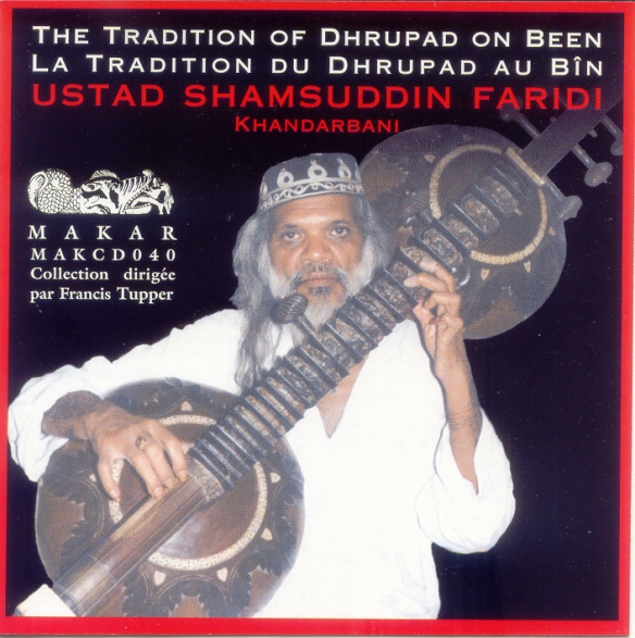 The Tradition of Dhrupad on Been Khandarbani