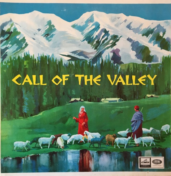 Call of valley front