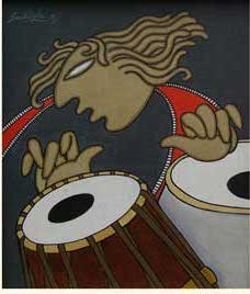 tabla player