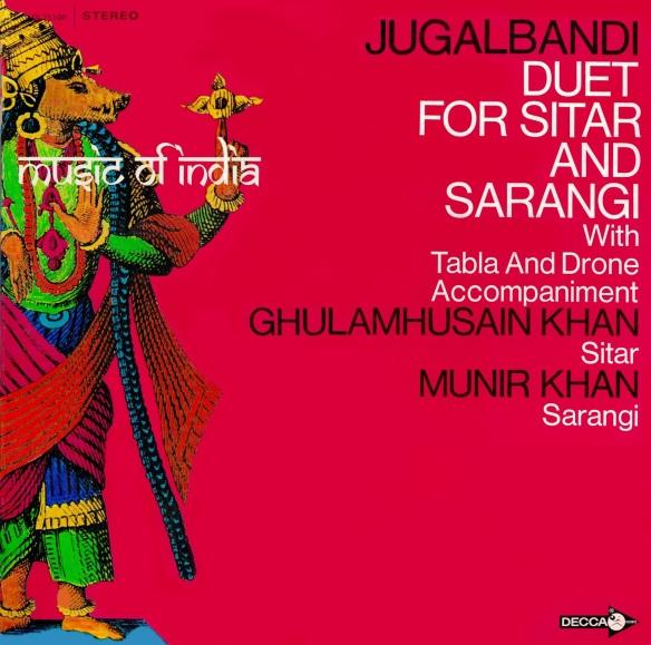 Jugalbandi_ Duet for Sitar and Sarangi