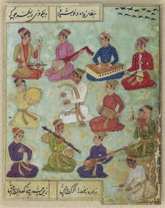 hindustani musicians